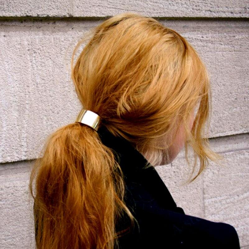 9e6a143b2024 В магазине Lanko Вы сможете купить Резинка для волос металлический Браслет  по ...