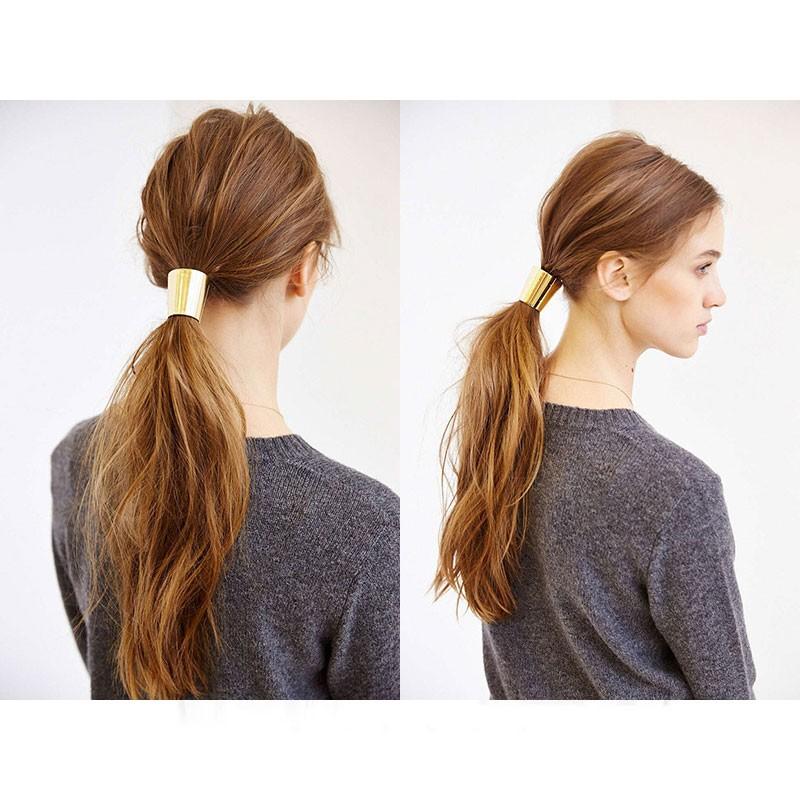 c8867b14ded8 В магазине Lanko Вы сможете купить Резинка для волос металлическая Конус по  ...